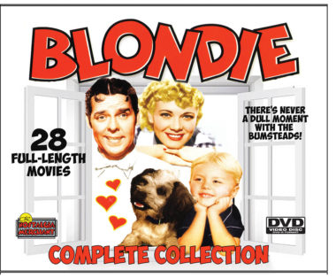 Blondie and Dagwood Films Collection