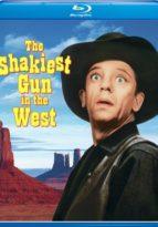 Shakiest Gun in the West starring Don Knotts
