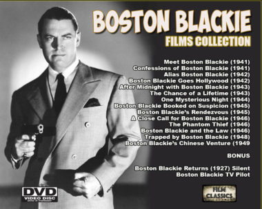 Boston Blackie Films Collection