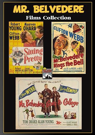 Mr. Belvedere Films Collection