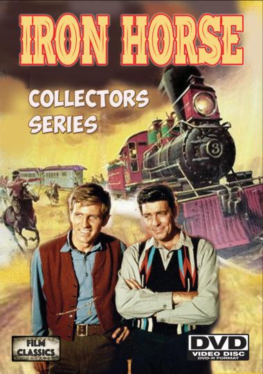 Iron Horse - TV Series Starring Dale Robertson