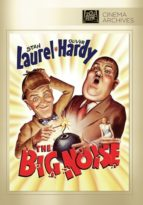 The Big Noise, starring Laurel and Hardy