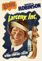 Larceny, Inc. Starring Edward G. Robinson