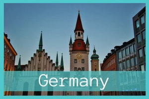 Germany posts by JetSettingFools.com