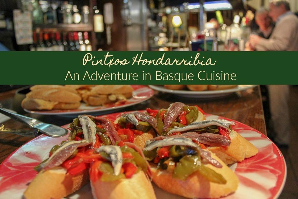 Pintxos Hondarribia An Adventure in Basque Cuisine by JetSettingFools.com