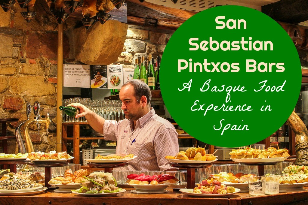 San Sebastian Pintxos Bars A Basque Food Experience in Spain