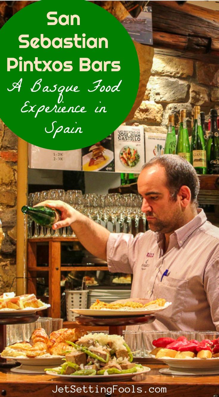 San Sebastian Pintxos Bars Basque Food Experience by JetSettingFools.com