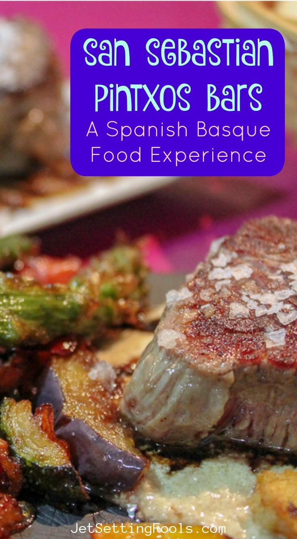 San Sebastian Pintxos Bars: A Spanish Basque Food Experience