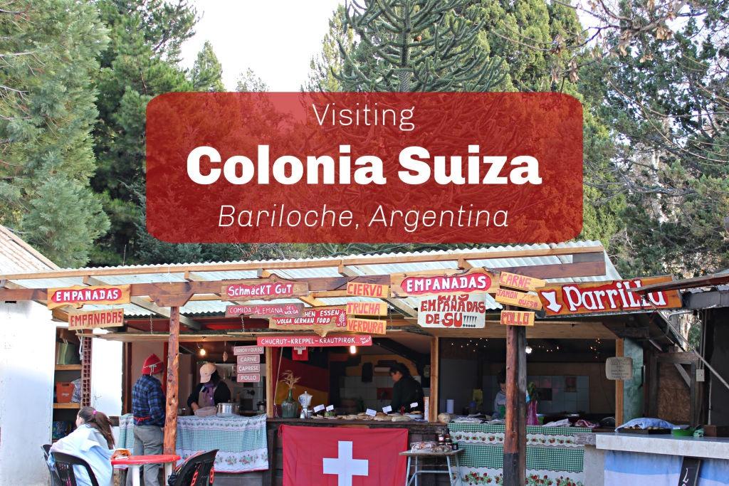 Visiting Colonia Suiza Bariloche Argentina by JetSettingFools.com