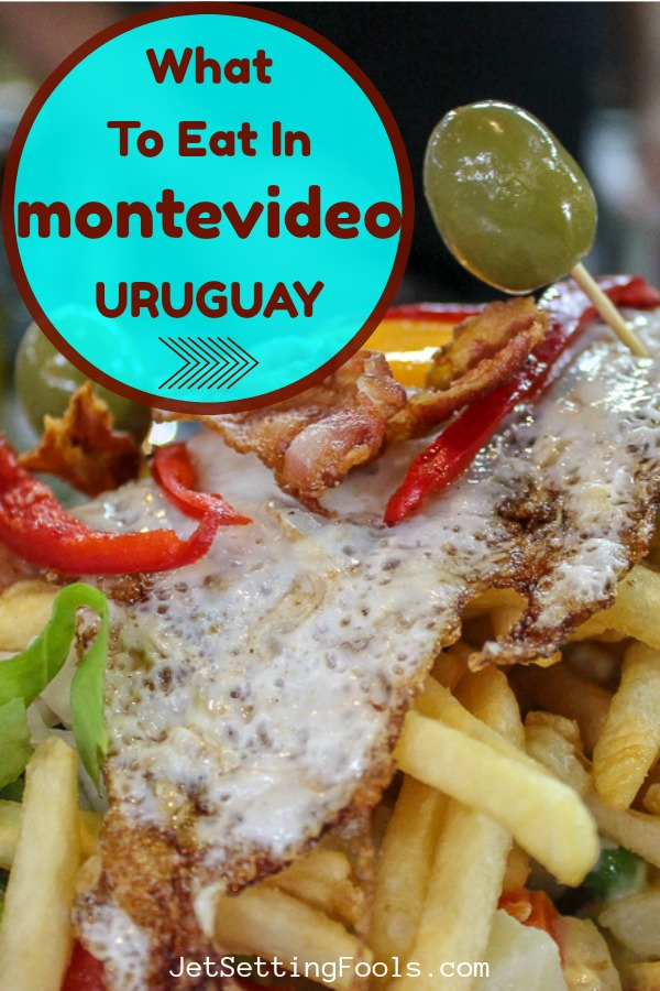 What To Eat in Montevideo, Uruguay by JetSettingFools.com