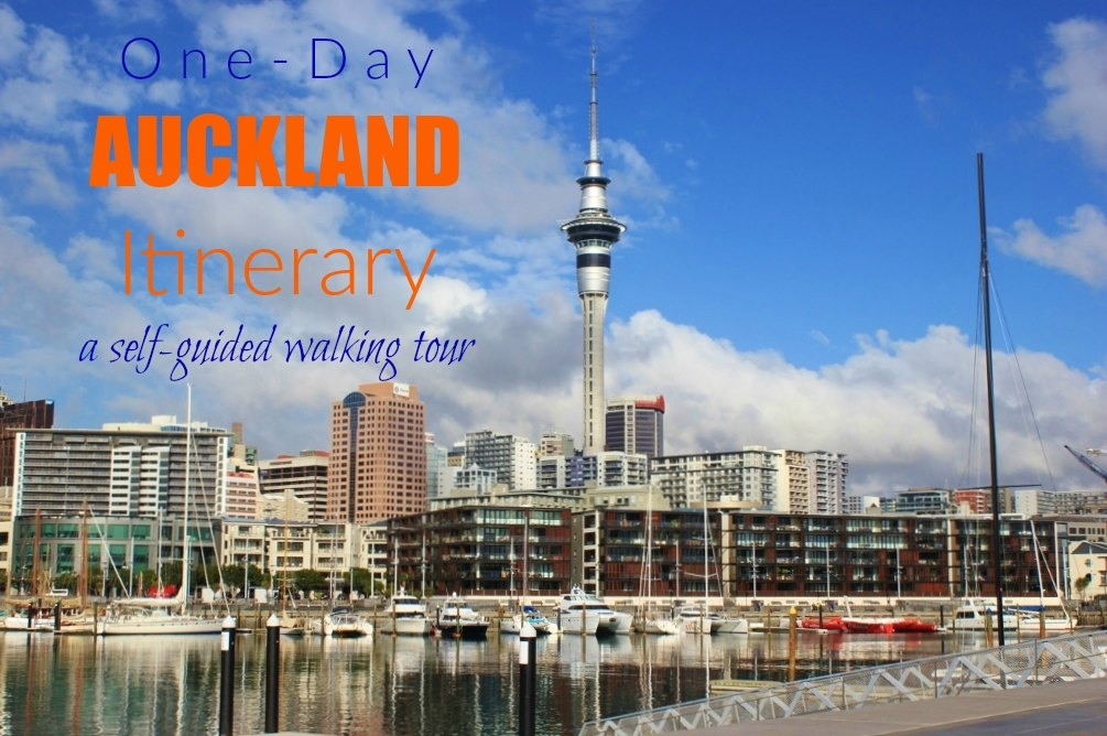 One Day Auckland Itinerary A Self Guided Walking Tour JetSettingFools.com
