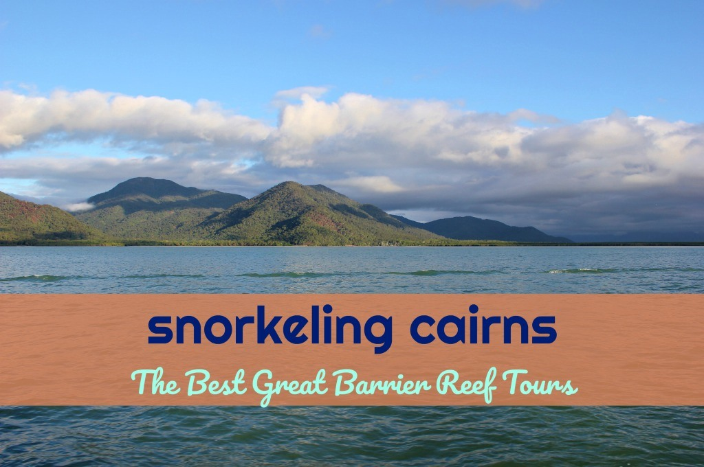 Snorkeling Cairns The Best Great Barrier Reef Tours by JetSettingFools.com