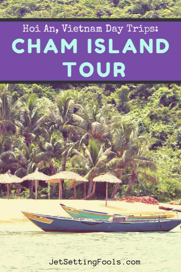 Hoi An Day Trips Cham Island Tour by JetSettingFools.com