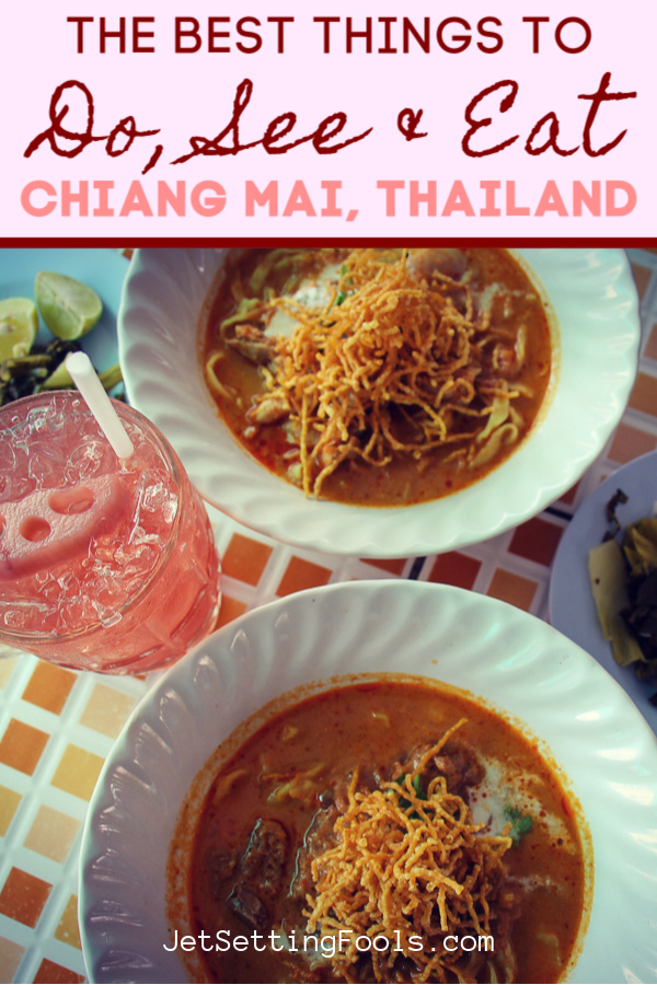 Things To Do in Chiang Mai Old City by JetSettingFools.com