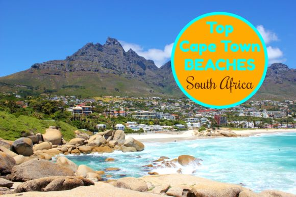 Top Cape Town Beach, South Africa by JetSettingFools.com