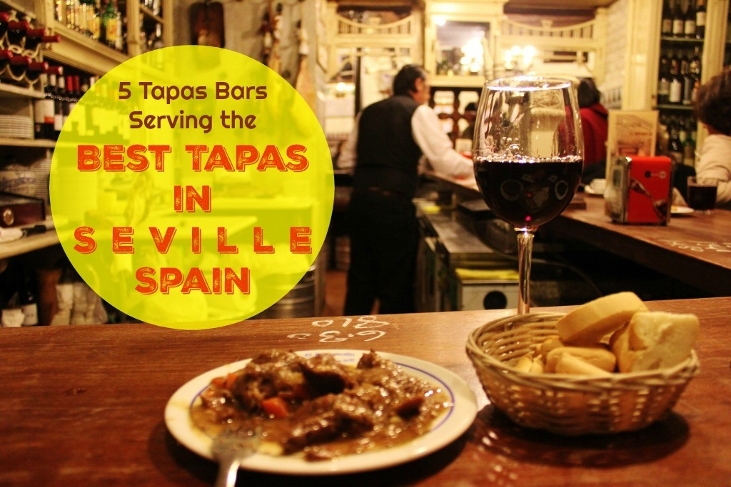 5 Tapas Bars Serving the Best Tapas in Seville, Spain by JetSettingFools.com