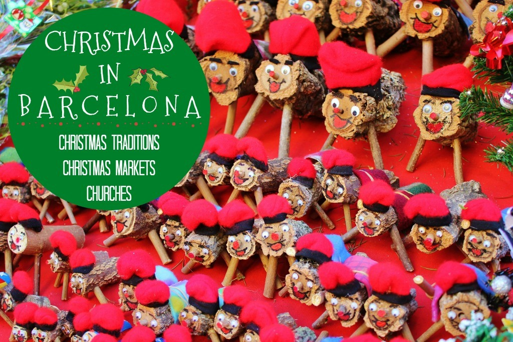 Christmas in Barcelona by JetSettingFools.com