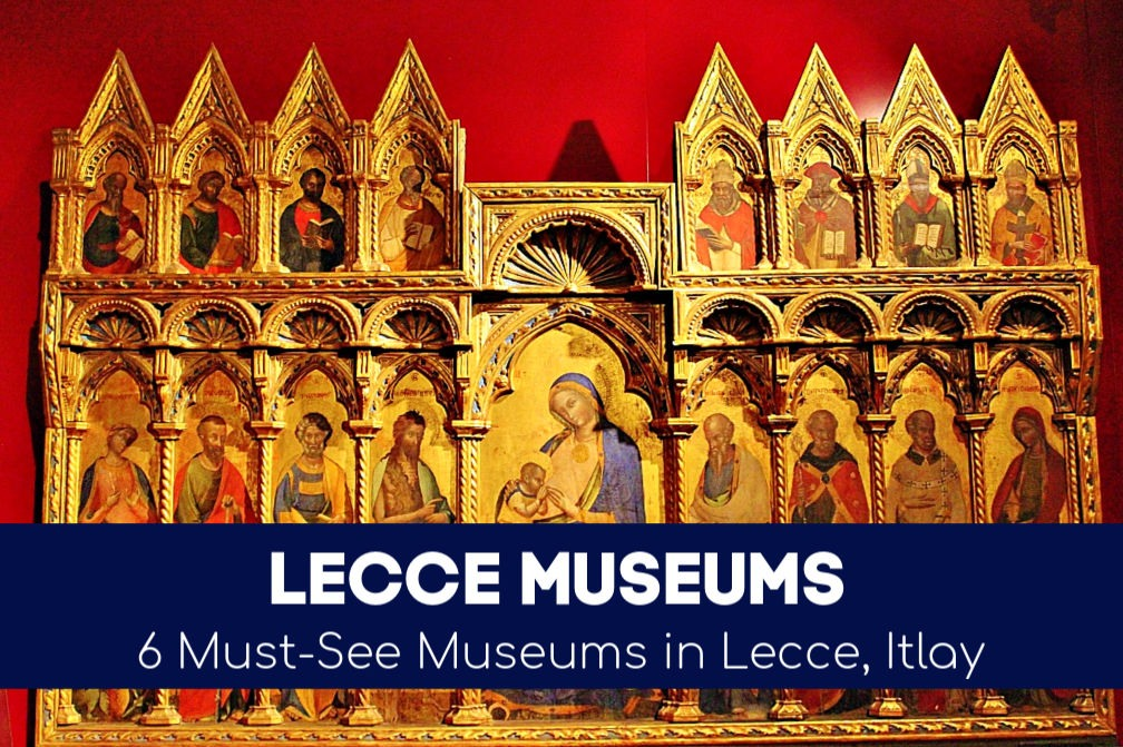 Lecce Museums: 6 Must-See Museums in Lecce, Itlay by JetSettingFools.com