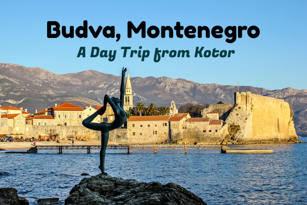 Budva, Montenegro A Day Trip from Kotor by JetSettingFools.com