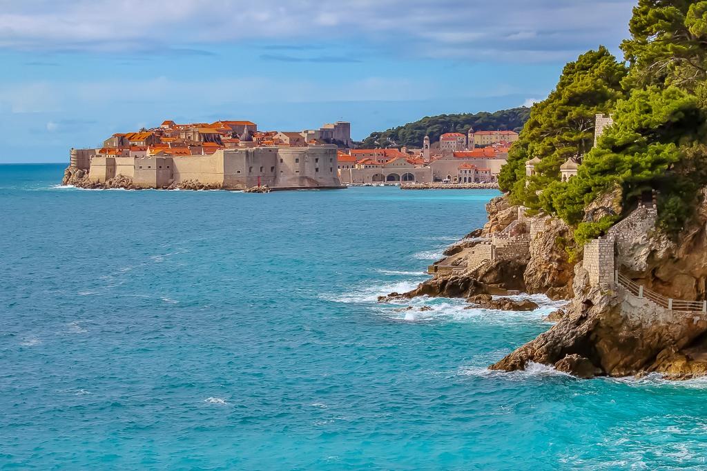 Best Dubrovnik, Croatia View