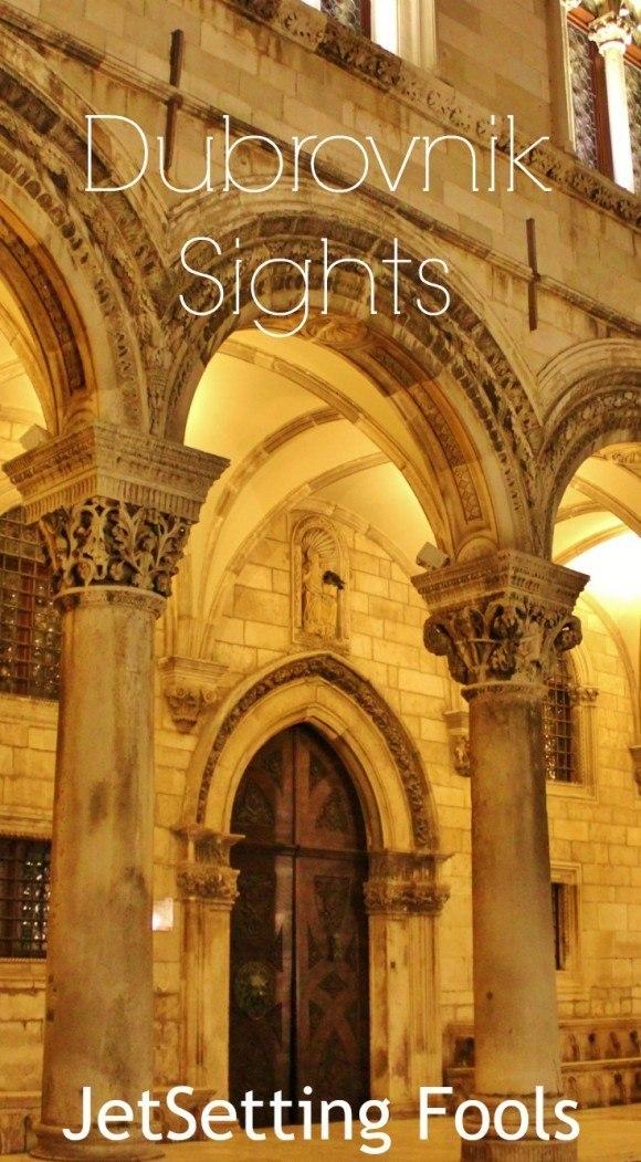 Dubrovnik Sights Photos JetSetting Fools