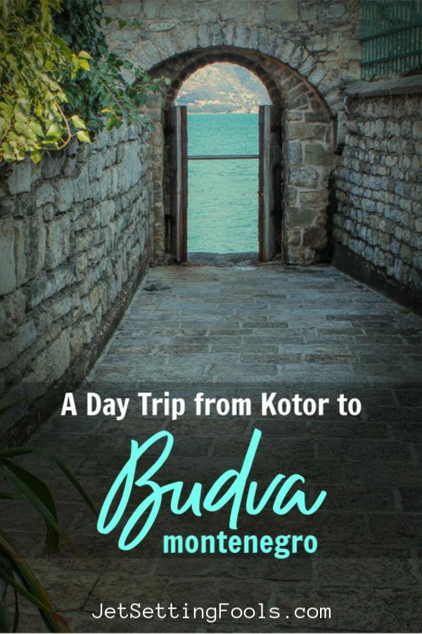 Kotor Day Trip to Budva, Montenegro by JetSettingFools.com