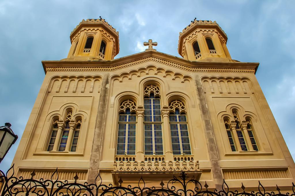 Church of the Holy Annunciation Orthodox Church in Dubrovnik, Croatia