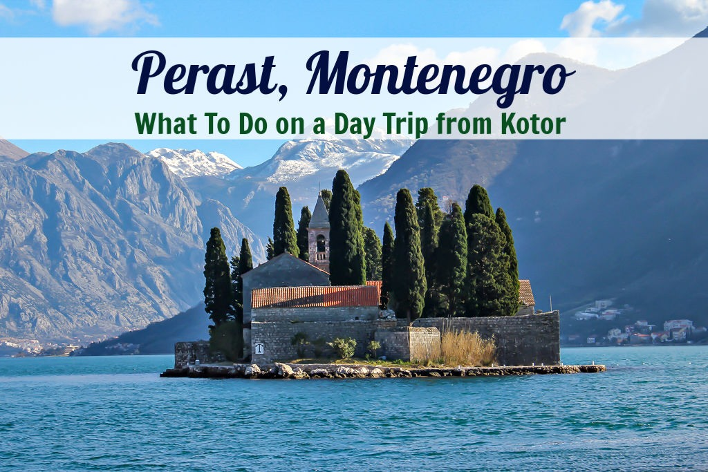 Perast, Montenegro: What To Do on a Day Trip from Kotor by JetSettingFools.com