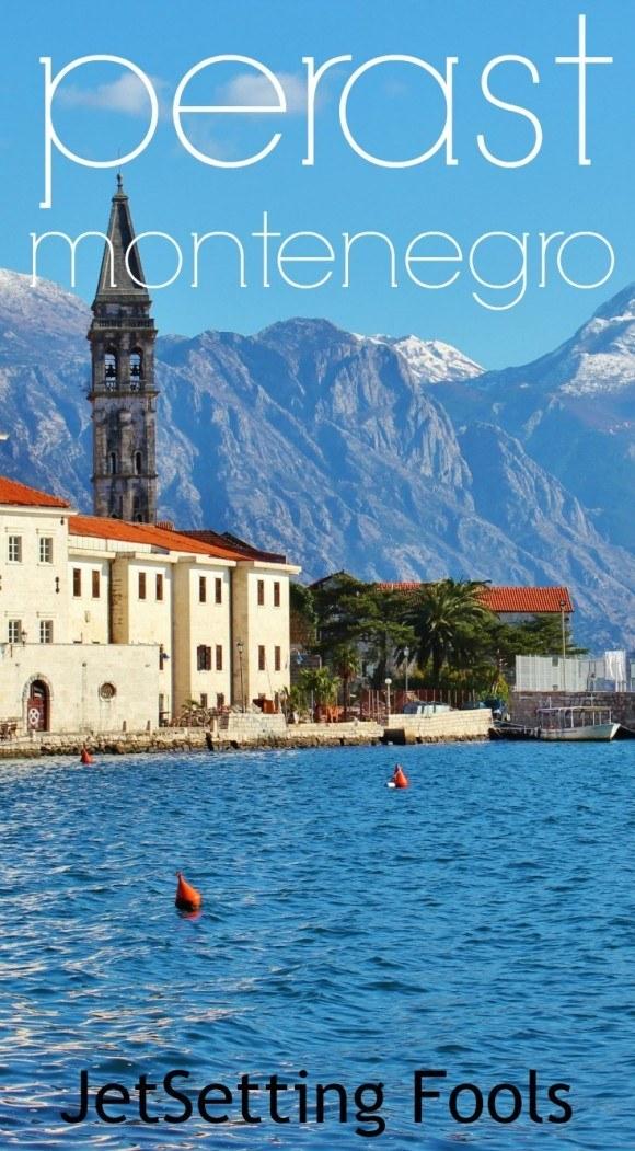 Perast Montenegro day trip from Kotor JetSetting Fools