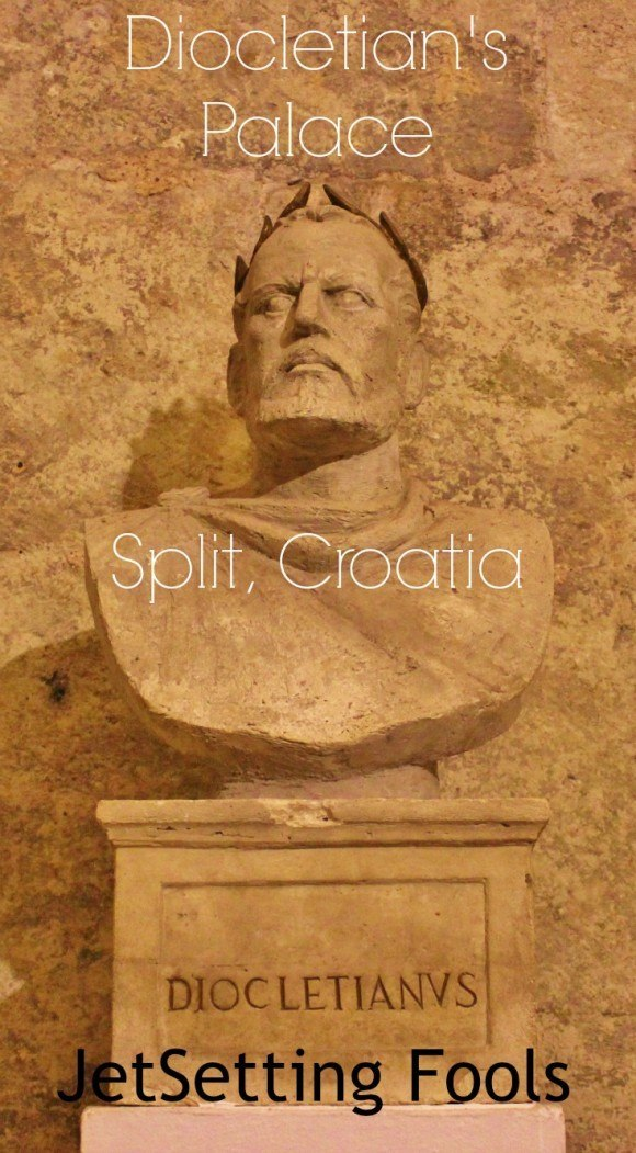 Diocletian's Palace Split Croatia JetSetting Fools