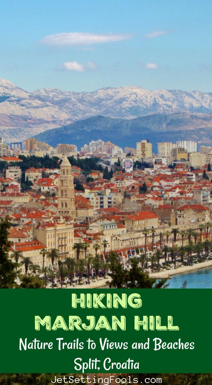 Hiking Marjan Hill Nature Trails Split, Croatia by JetSettingFools.com