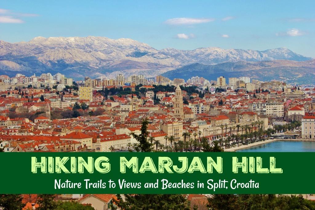 Hiking Marjan Hill in Split, Croatia by JetSettingFools.com
