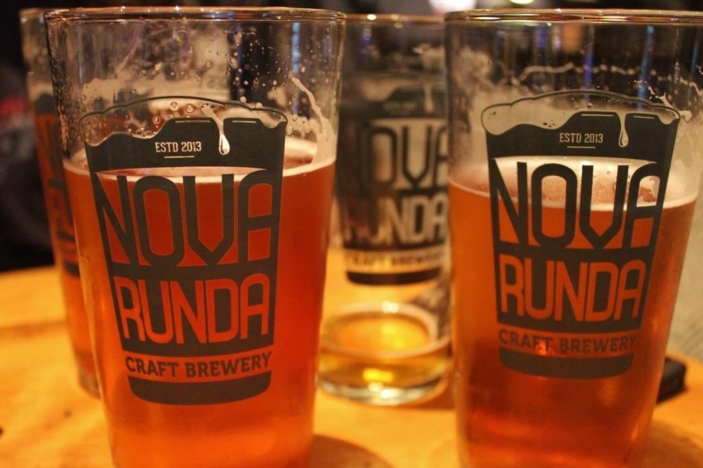 Nova Runda Craft Brewery American Pale Ale
