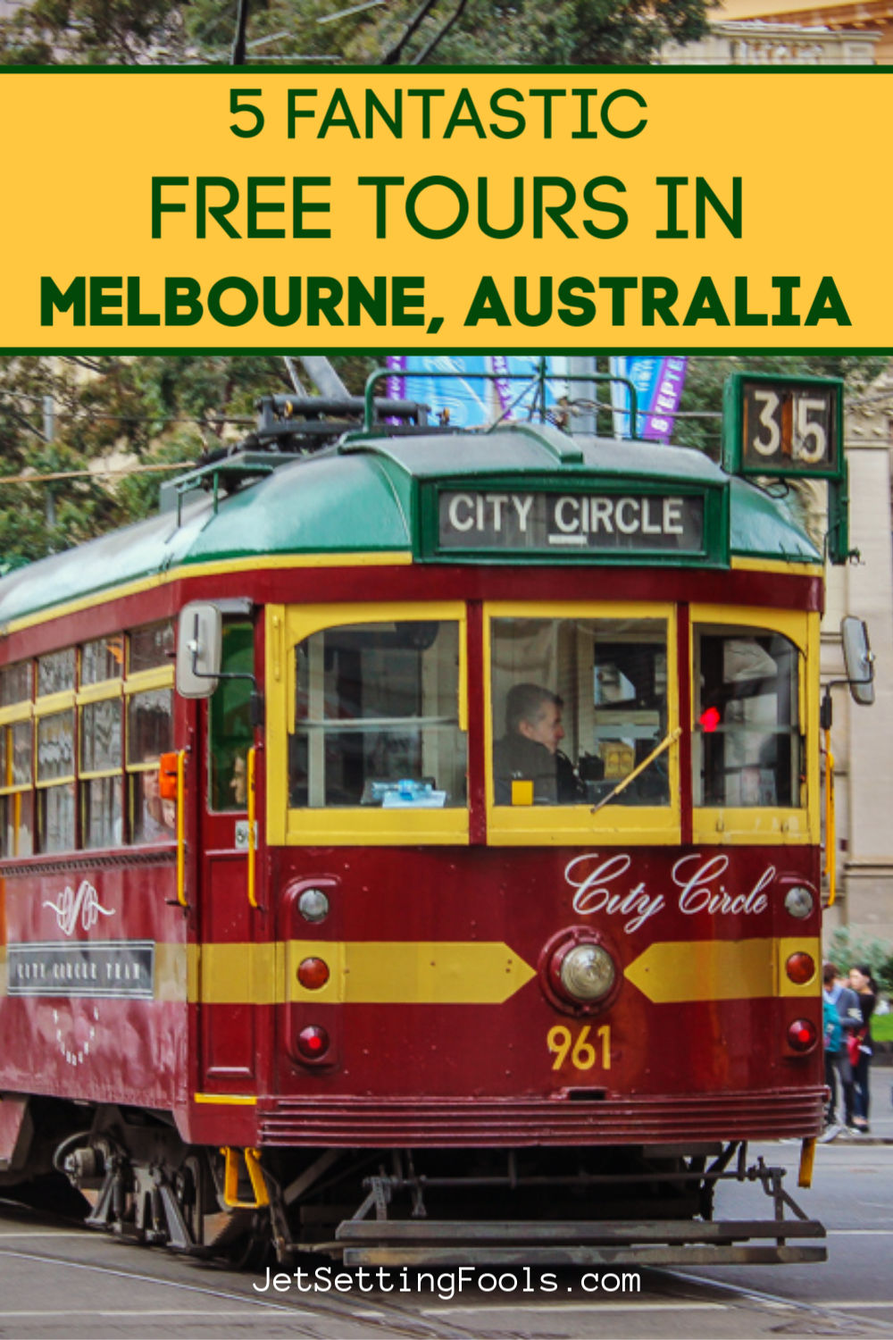 5 Free Tours in Melbourne, Australia by JetSettingFools.com