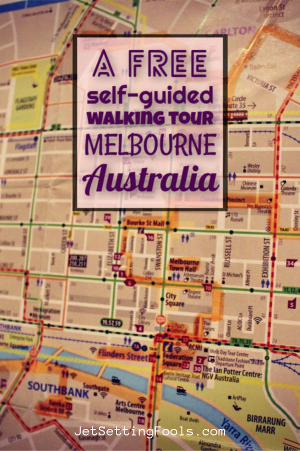 Free Melbourne Walking Tour by JetSettingFools.com