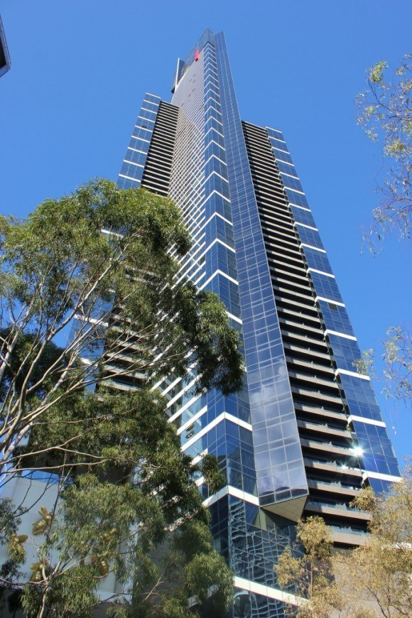Self-guided walking tour of Melbourne: Stop 16, Eureka Tower