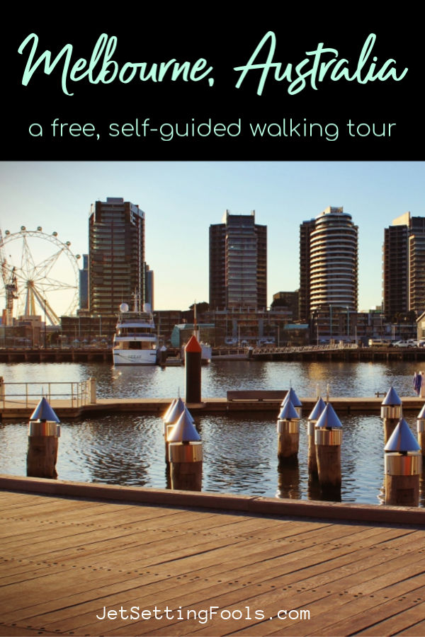 Melbourne Walking Tour Free by JetSettingFools.com