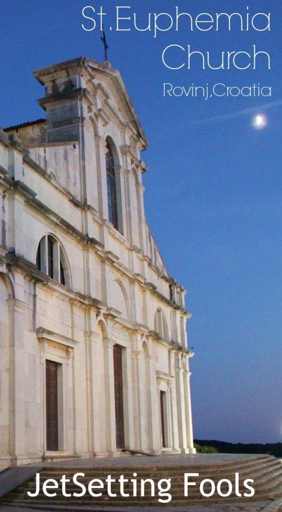 St. Euphemia Church Rovinj Croatia JetSetting Fools