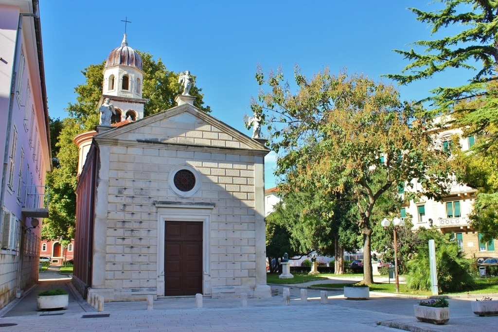 Church of Our Lady of Health is a favorite in Zadar, Croatia