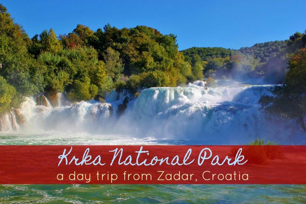 Krka National Park A Day Trip from Zadar, Croatia by JetSettingFools.com