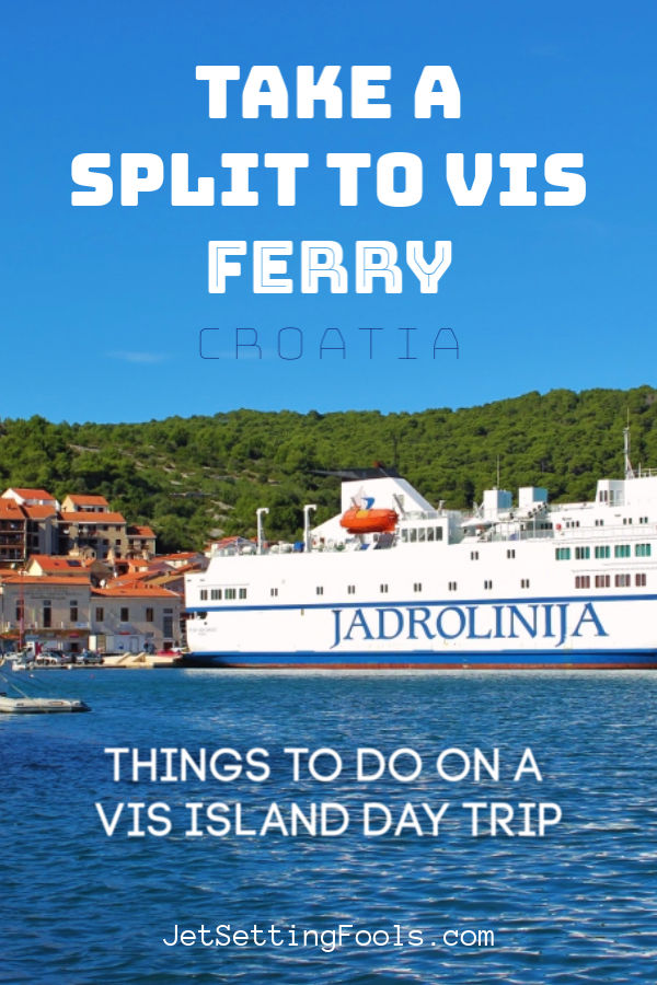 Take a Split to Vis Ferry for a Day Trip in Croatia