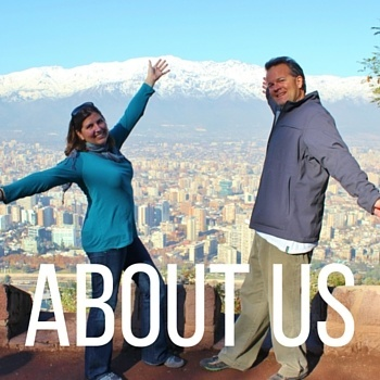 Sarah and Kris JetSettingFools About Us