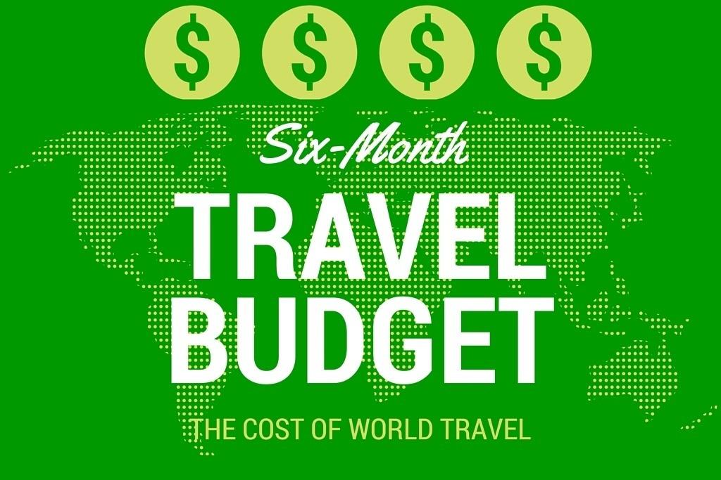 Six-Month Travel Budget JetSetting Fools