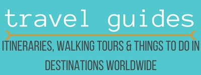 Travel Guides itineraries walking tours and things to do in destinations worldwide JetsettingFools.com