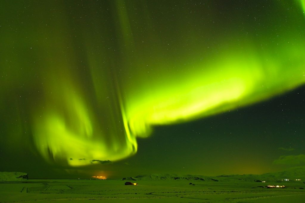 Juliana Dever CleverDeverWherever.com Seeing the Northern Lights in Iceland