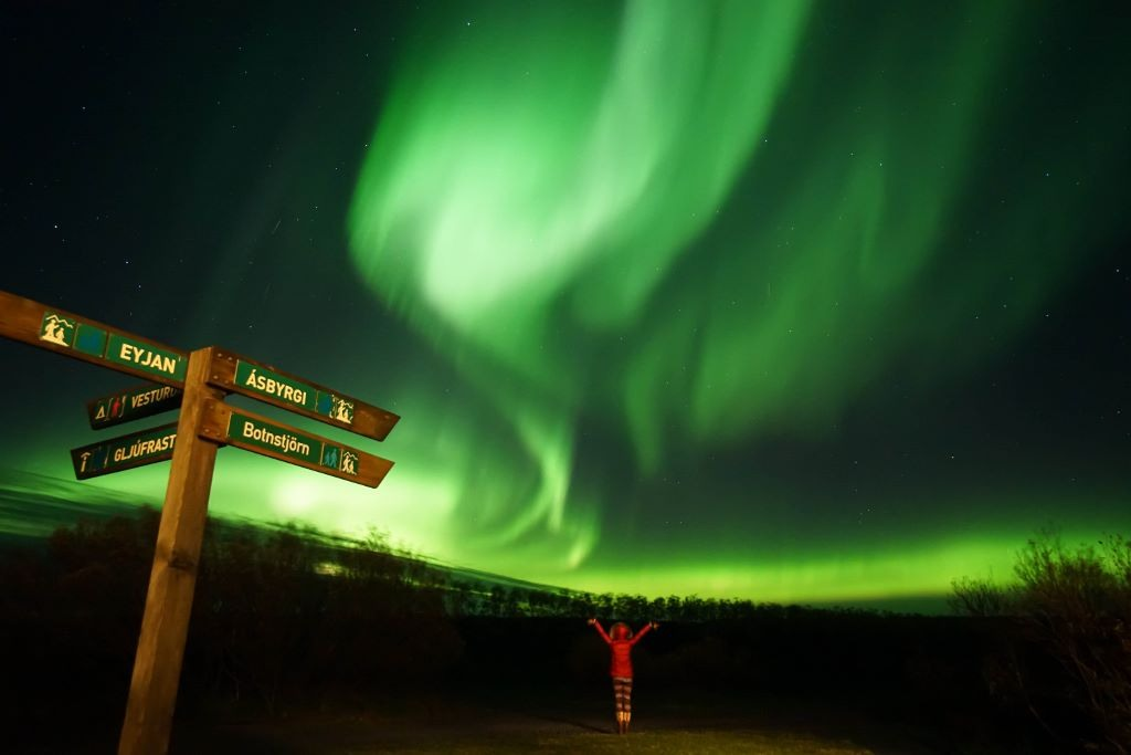 Kristin Addis www.bemytravelmuse.comiceland-photography Seeing the Northern Lights in Iceland