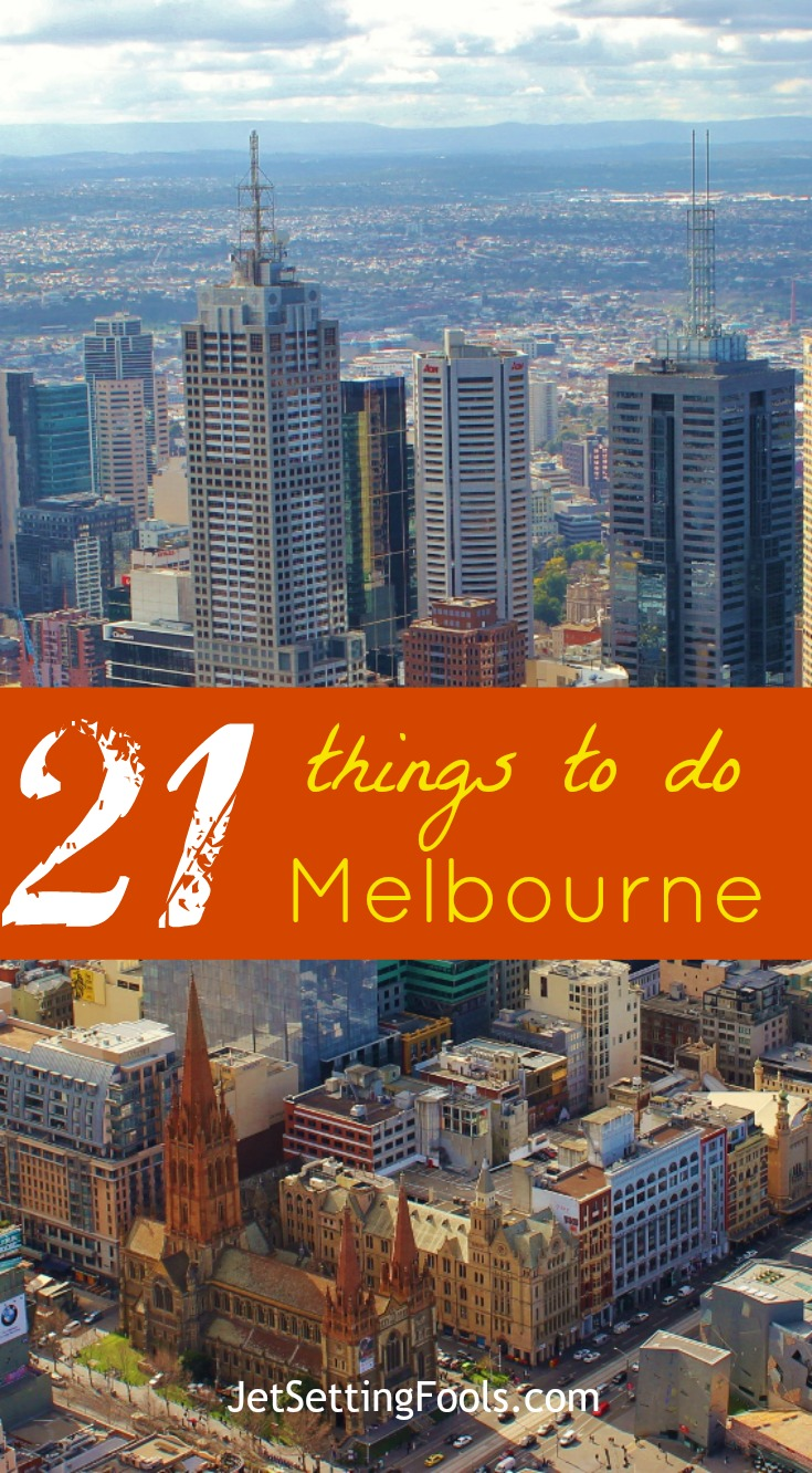 21 Things to Do in Melbourne, Australia - Eureka Skydeck Pin JetSetting Fools