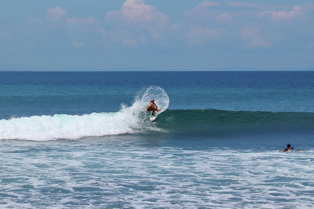 Pavones, Costa Rica Surfer Leilani McGonagle JetSetting Fools