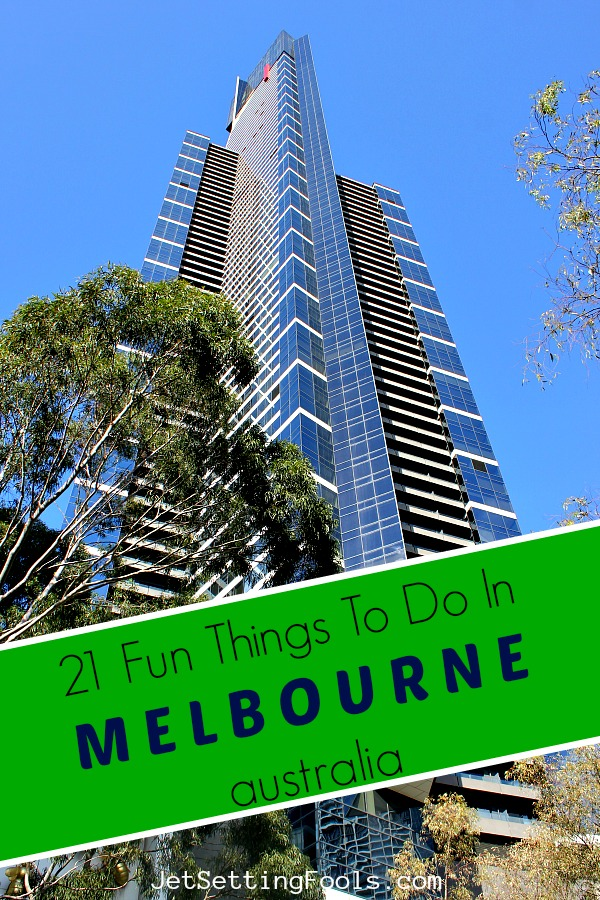 21 Fun Things To Do in Melbourne, Australia by JetSettingFools.com