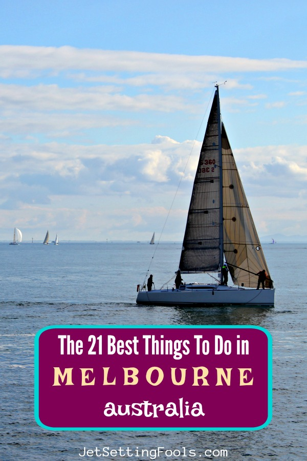 Best Things To Do in Melbourne AUS by JetSettingFools.com